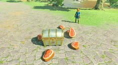 The Legend of Zelda: Kurioser Bonus in Breath of the Wild für Jubiläums-Amiibo