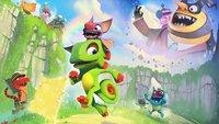 Yooka-Laylee: Endlich mit Release-Termin und für Nintendo Switch angekündigt