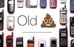 10 vergessene Handy-Marken:...