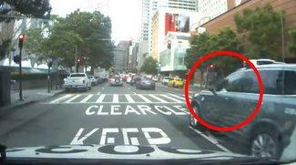 Selbstfahrendes Auto fährt über Rot: Dafür gibt es nur eine Erklärung