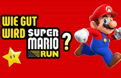Super Mario Run angespielt: So...