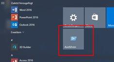 Windows 10 & 7: Ausführen-Befehl im Startmenü hinzufügen – so geht's