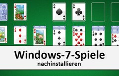 Windows-7-Spiele...