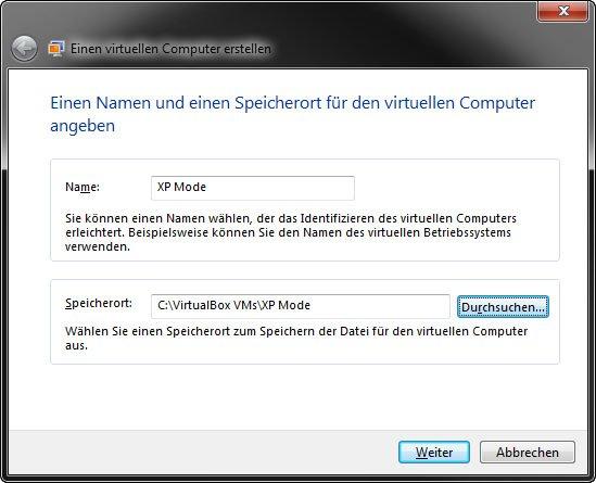 Windows 7 Xp Mode Installieren