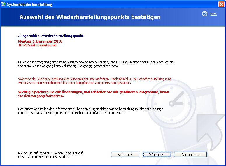 Windows Xp Wiederherstellen Ohne Cd