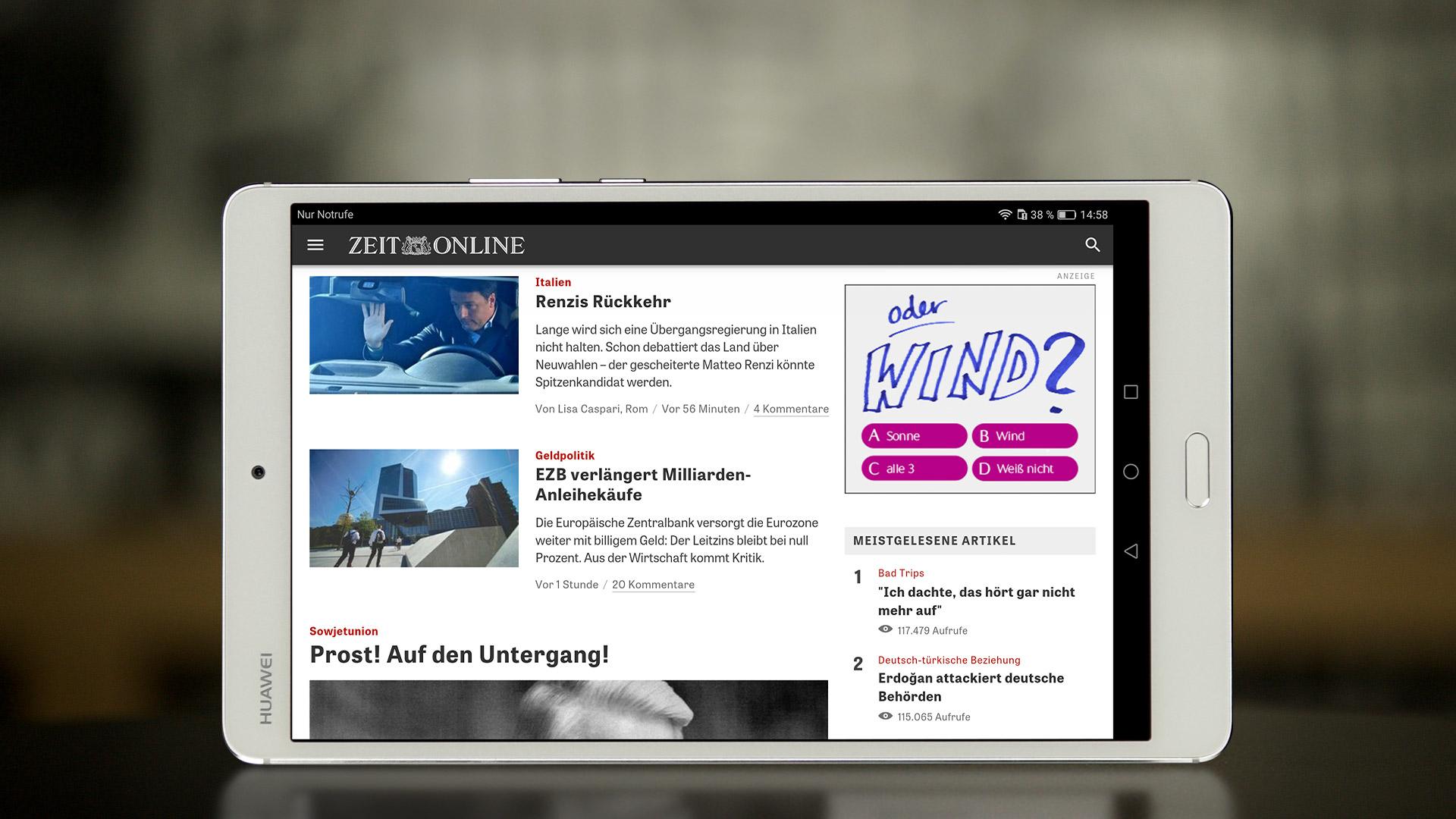 Die Besten Tablet Apps Für Nachrichten