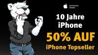 10 Jahre iPhone: 50 % Rabatt auf Zubehör bei arktis.de – nur bis Montag
