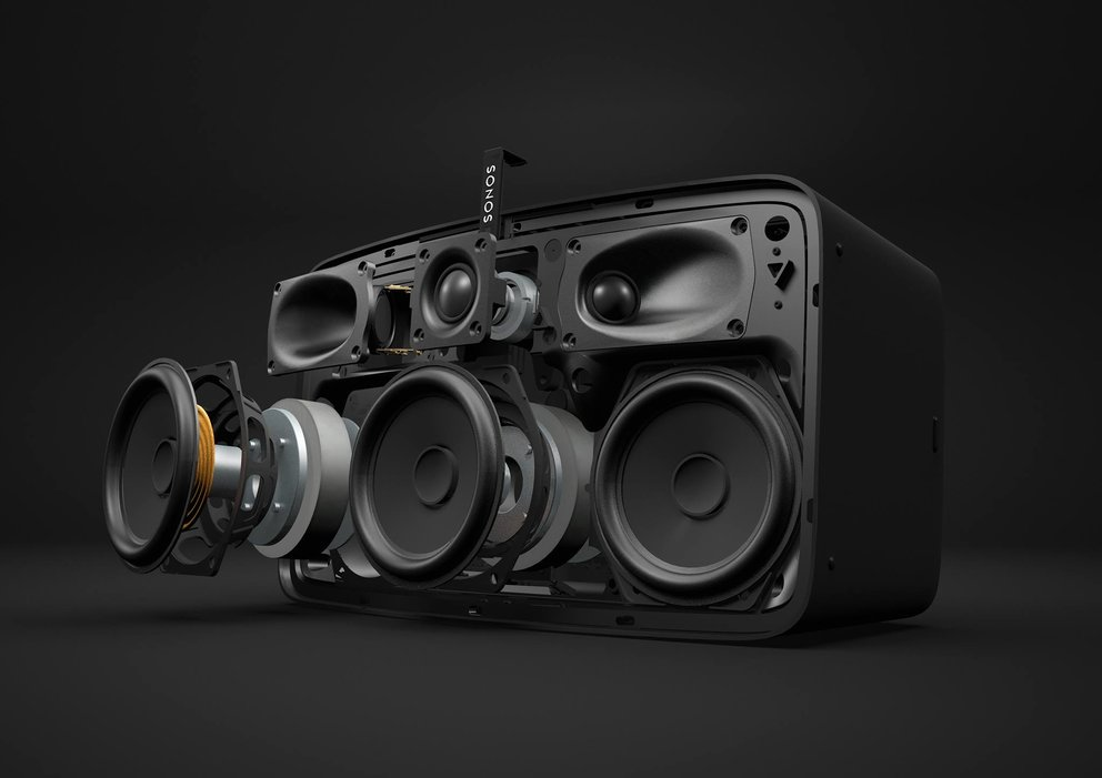 Sonos ist Spezialist für WLAN-basierte Home Sound Systeme (Quelle: Sonos)