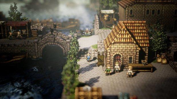 Nintendo Switch: Das ist die Titelmusik vom exklusiven Rollenspiel von Square Enix