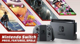 Nintendo Switch: Harte Fakten über Games, Hardware und Preis