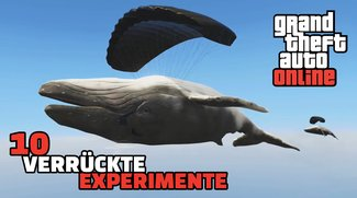 GTA Online: Zehn verrückte Experimente, die das neue Update feiern