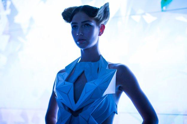 Vitaminkleidung und 3D-Sneaker: Die Fashiontech zeigt Mode der Zukunft