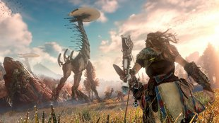 Horizon Zero Dawn: Angebliches Ende & Tutorial-Video mit echtem Gameplay aufgetaucht