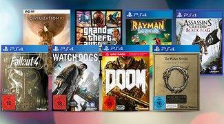 3 Spiele für 55 € bei Saturn (PS4, Xbox und PC)