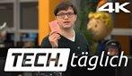 Lesendes Galaxy S8, laserndes iPhone 8, leiernder Kassettenrekorder – TECH.täglich