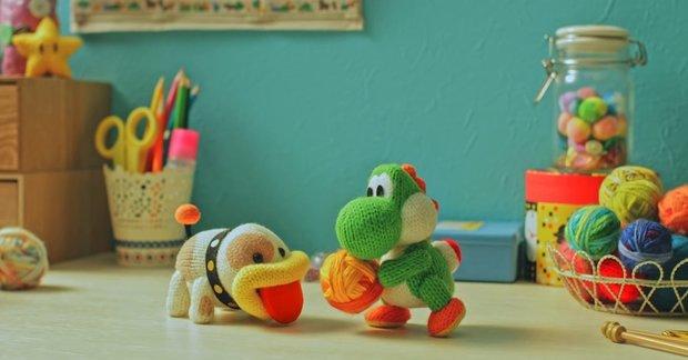 Poochy & Yoshi's Woolly World: So wurde der niedlichste Trailer aller Zeiten (wirklich) gemacht