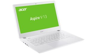 Notebook-Kracher: Acer Aspire V 13 für 555 € – 13,3-Zoll, Full-HD, Intel Core i5-6200U, 8 GB RAM, 256 GB SSD