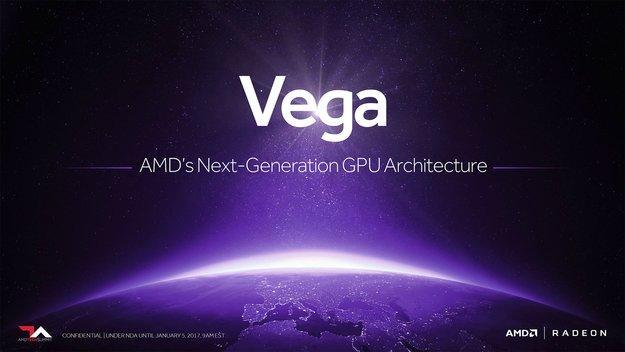 AMDs Vega-Grafikkarten sollen erst im Mai auf den Markt kommen