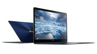 Asus ZenBook 3 Deluxe vorgestellt: Das 13-Zoll-Notebook mit 14-Zoll-Display