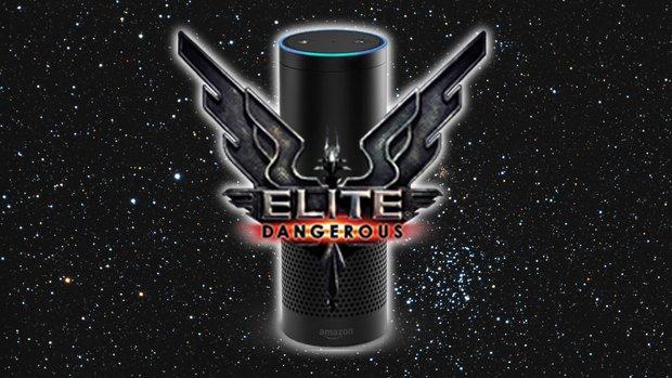 Ein 16-jähriger beweist: So lässt sich Elite Dangerous mit Alexa von Amazon steuern