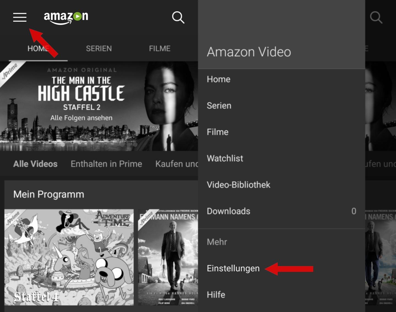amazon sd karte Amazon Prime Video: Filme & Serien auf SD Karte speichern – so geht's