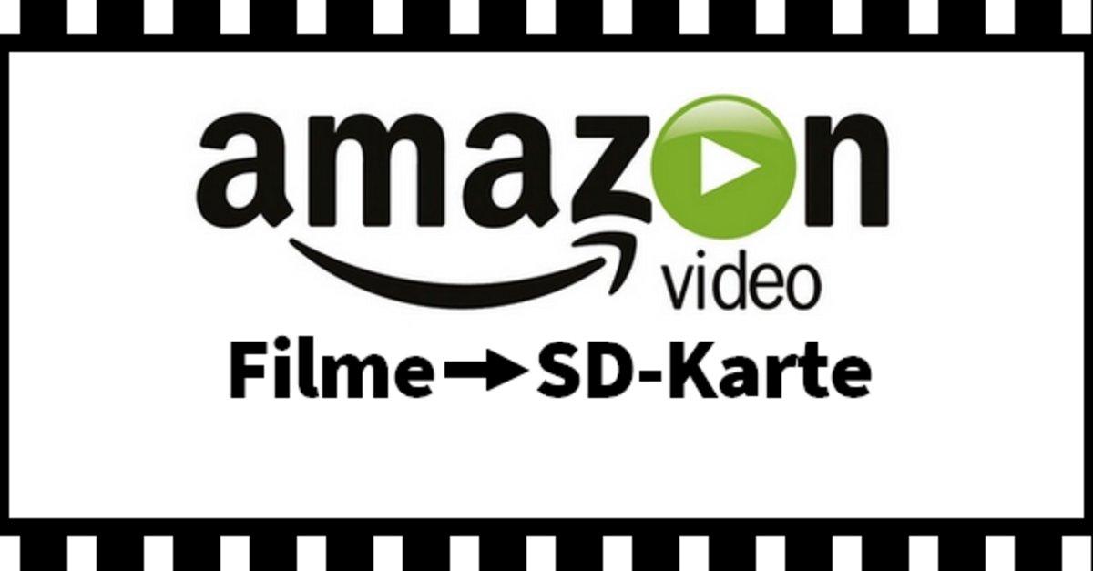 Amazon Video Sd Karte
