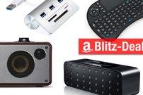 Blitzangebote: AirPlay-Lautsprecher, Tastaturen und mehr heute günstiger