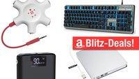 Blitzangebote: 480-GB-SSD zum Einbauen, mechanische Tastatur, Belkin Rockstar und mehr heute günstiger