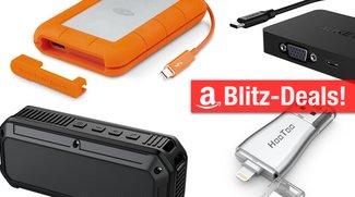 Blitzangebote: 35-Zoll-Bildschirm, Philips-Sportkopfhörer, 500-GB-SSD und mehr heute günstiger