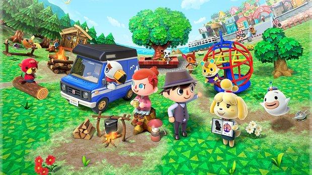 Nintendo: Animal Crossing für Android und iOS verschiebt sich