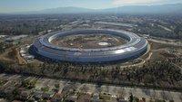 Apple Campus 2: Feinschliff am neuen Hauptquartier