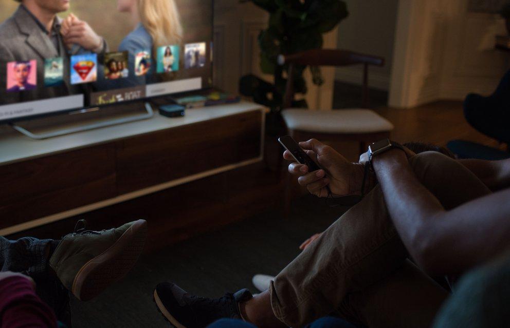 Amazon Prime Video landet auf dem Apple TV und iPhone X