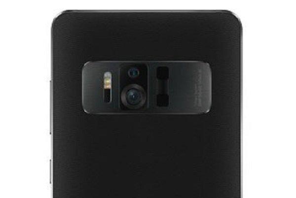 Asus ZenFone AR_Kamera