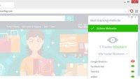 Avira Browserschutz
