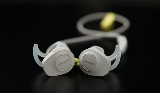Bose Soundsport Wireless im Test: Klangvoller Trainingspartner