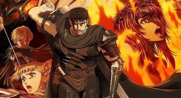 Berserk: Anime kostenlos und legal im Stream sehen - hier geht's
