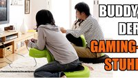 Buddy: Dieser Stuhl erobert Japans Gamer-Herzen