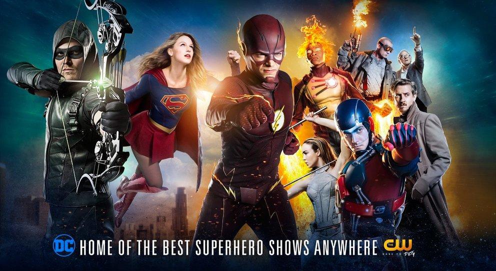 DC Serienmultiversum Arrowverse