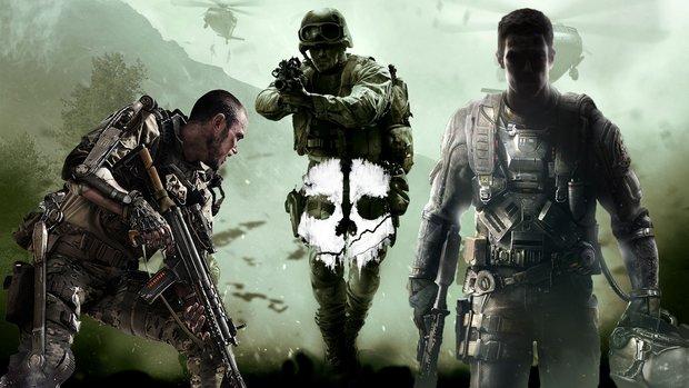 Call of Duty: Fans stimmen über den schlechtesten Teil der Serie ab