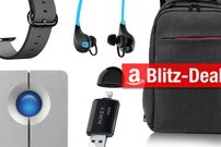 Blitzangebote:<b> 10-Terabyte-Desktopspeicher, Apple-Watch-Armband, Lightning-Stick u.v.m. günstiger</b></b>