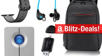 Blitzangebote: 10-Terabyte-Desktopspeicher, Apple-Watch-Armband, Lightning-Stick u.v.m. günstiger