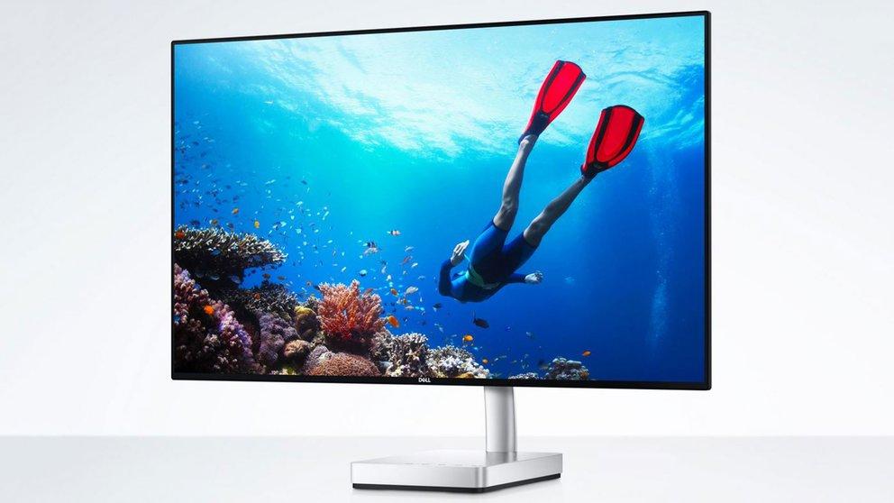 Dell 27 Ultrathin: Dünnster Monitor der Welt vorgestellt