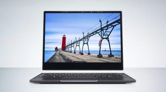 Dell Latitude 7285: 2-in-1-Tablet kann kabellos aufgeladen werden
