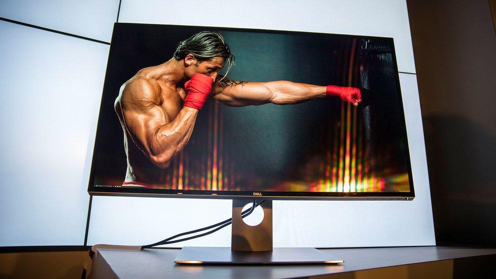 Dell stellt neuen Monitor mit 8K-Auflösung vor