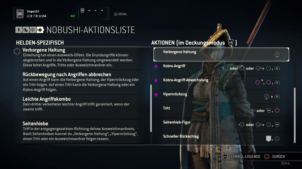 For Honor Nobushi Guide