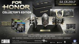 For Honor: Alle Editionen und Season Pass-Inhalte