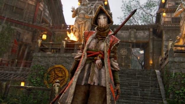 For Honor Guide Nobushi