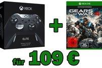 Microsoft Xbox One Elite Controller & Gears of War 4 für zusammen nur 109 €