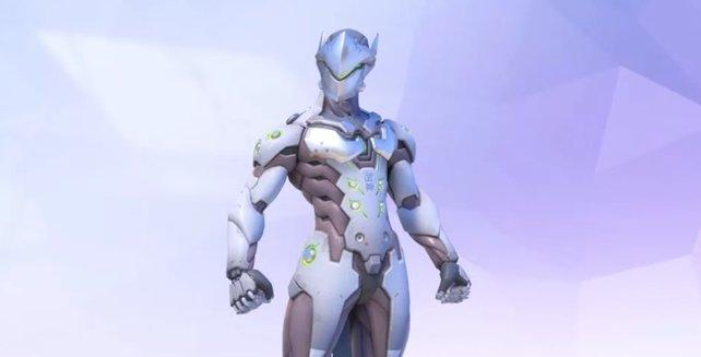 Overwatch Genji kontern