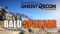 Ghost Recon Wildlands: Closed Beta kommt Anfang Februar